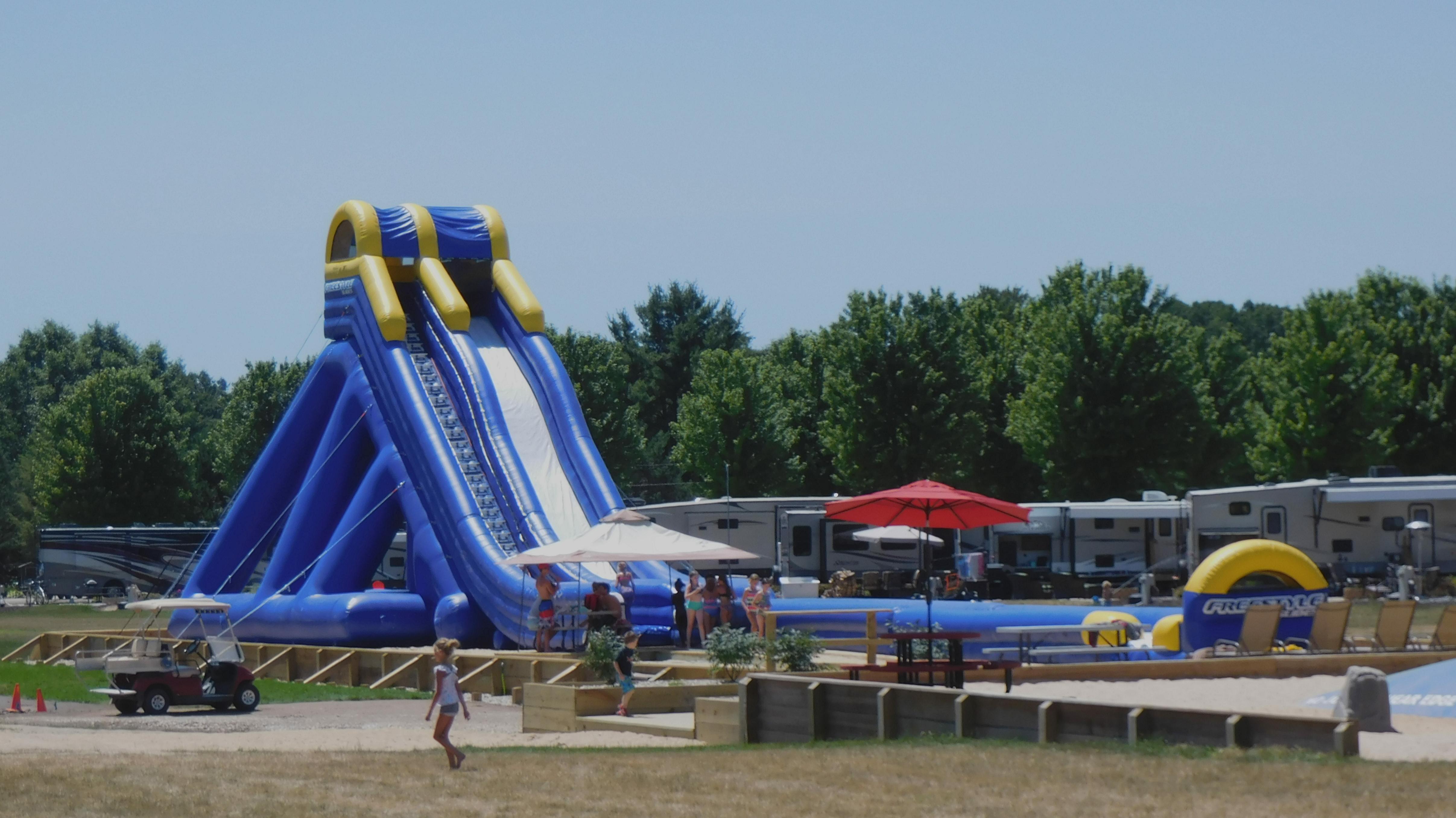 River Ridge RV Resort | In Stanwood, Michigan